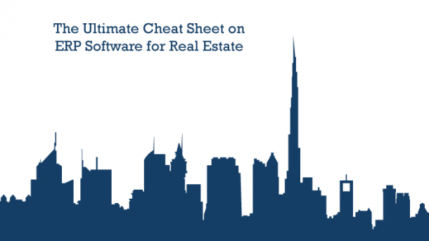 ERP Software for Real Estate