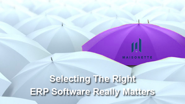 BEST ERP Software for real estate