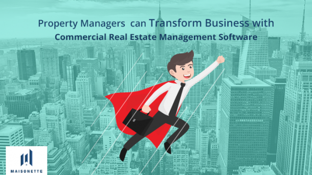 An efficient Commercial Real Estate Management Software incorporates latest digital technologies to streamline and enhance the sales, marketing, and customer support workflow processes.