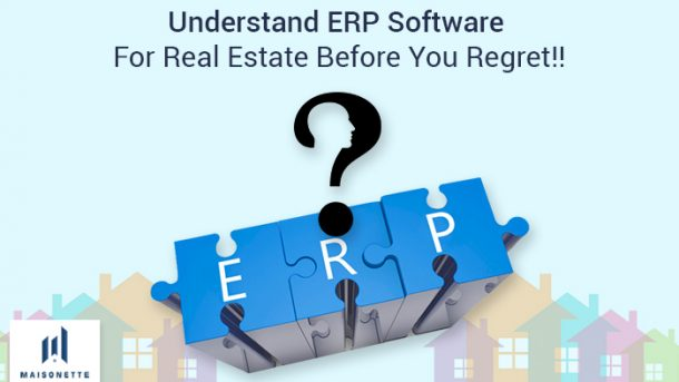 ERP Software for Real estae