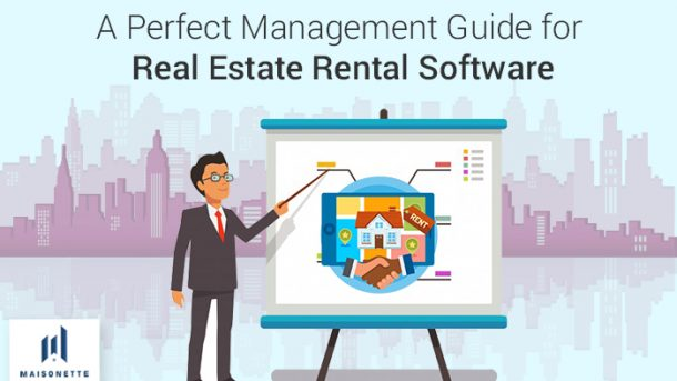 Real Estate Rental software